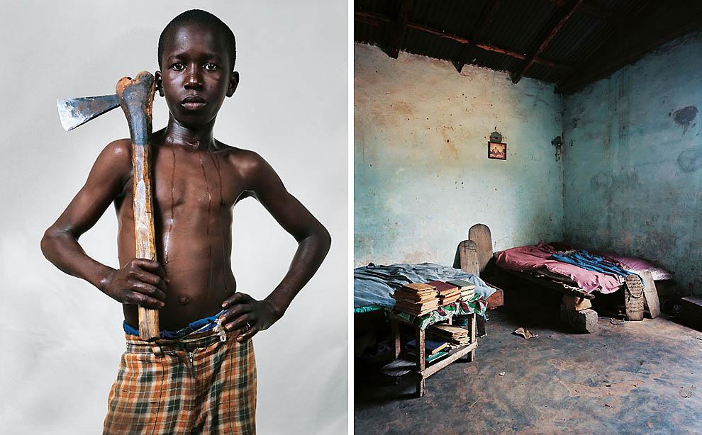 JamesMollison06 Фотопроект Где спят дети
