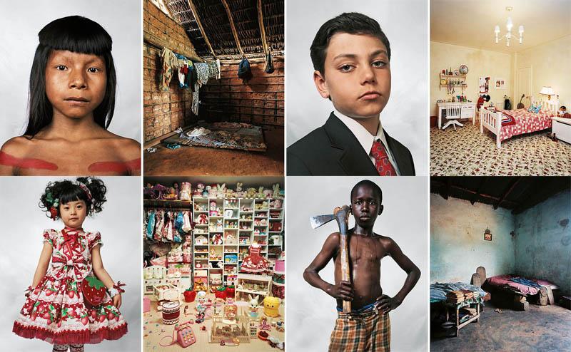 Фотопроект Где спят дети