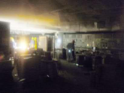 фотография с проблемной японской атомной станции
