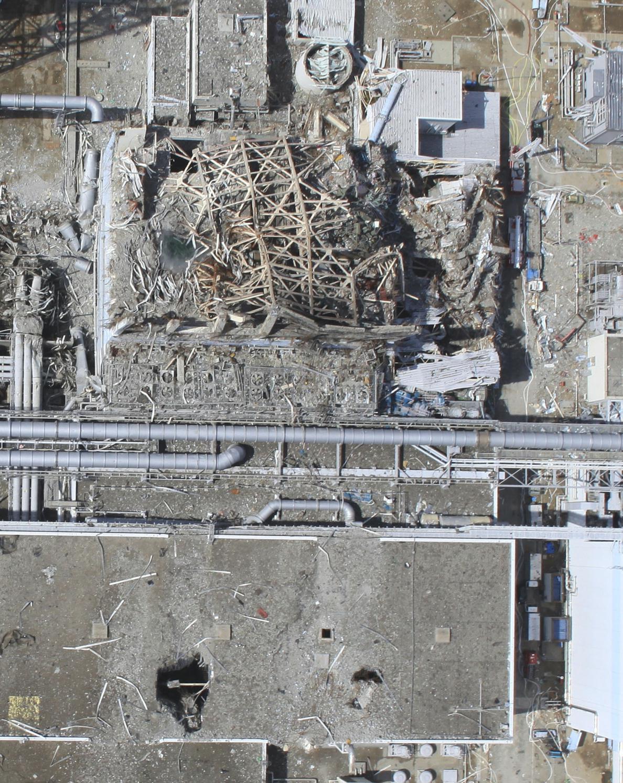 ПЛАНОВО заглушенный ядерный реактор